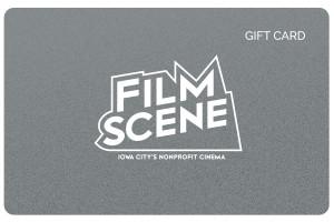 Film Scene Gift Card